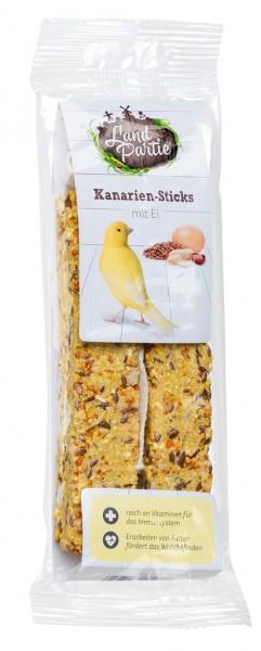 LandPartie 100g Sticks mit Ei für Kanarien
