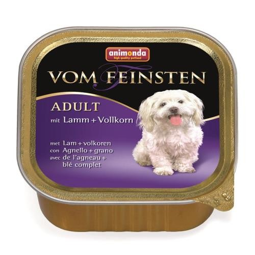 AM Dog V.F. Adult 150g Lamm&Vollkorn
