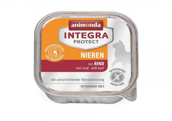 animonda Integra Protect Niere 100g mit Rind