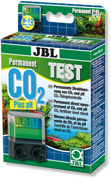 JBL Permanent CO2/pH Test Set