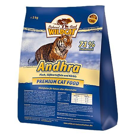 Wildcat Andhra Fisch 500g