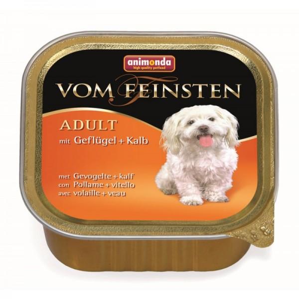 AM Dog V.F. Adult 150g Geflügel&Kalb