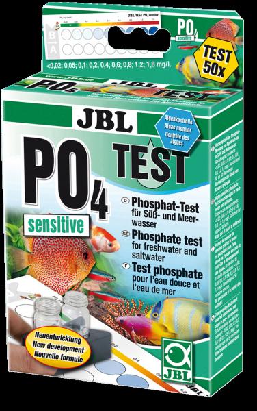 JBL PO4 Phosphat sensitiv Test