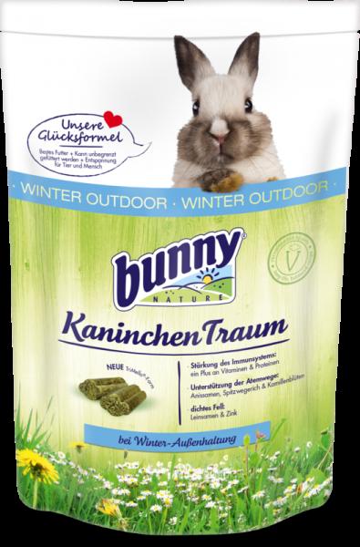 Bunny KaninchenTraum winter outdoor 750g