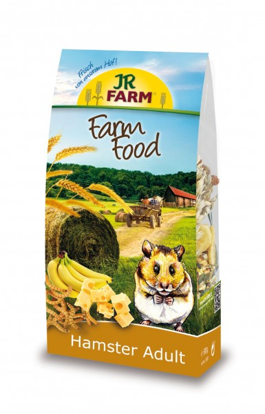 JR-Farm Futter 500g Hamster Adult
