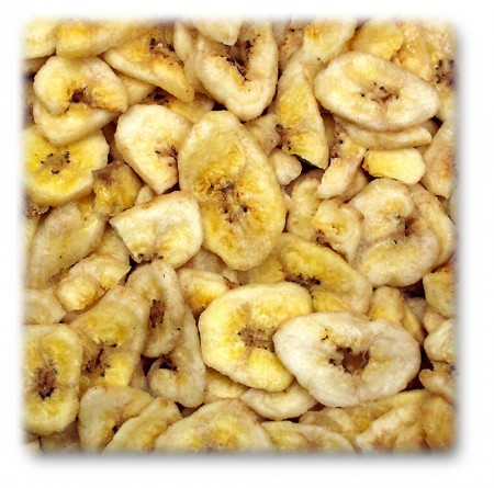 JR-Farm Bananenchips 150g