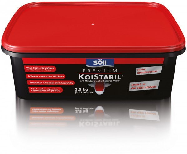 Söll Premium Koi Stabil 2,5kg