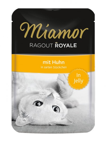 Miamor Ragout Royal 100g Huhn