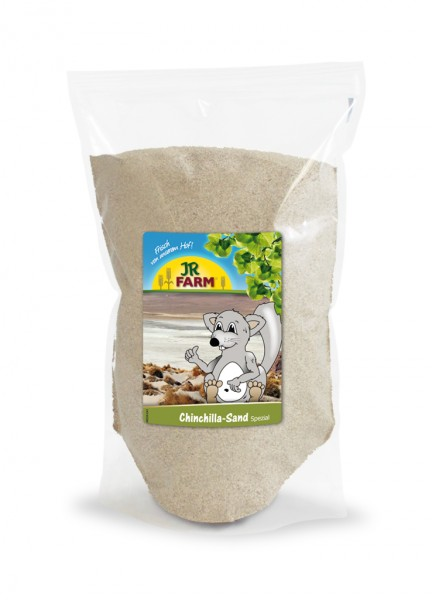 JR-Farm Sand 4kg Chinchilla im Beutel