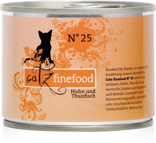 Cat 200g No.25 Huhn&Thunfisch