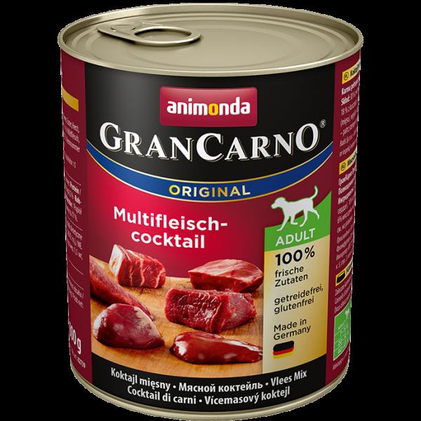 GranCarno Adult 800g Multifleischcocktail