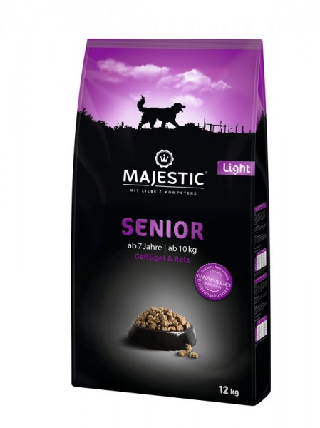 MAJESTIC Senior Light 12kg