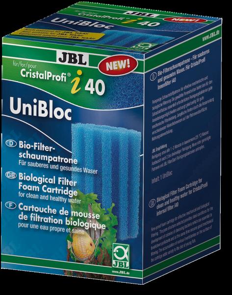 JBL UniBloc CristalProfi i40/TekAir blau, grob