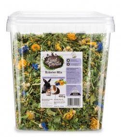 LandPartie 400g Blüten Kräutermix