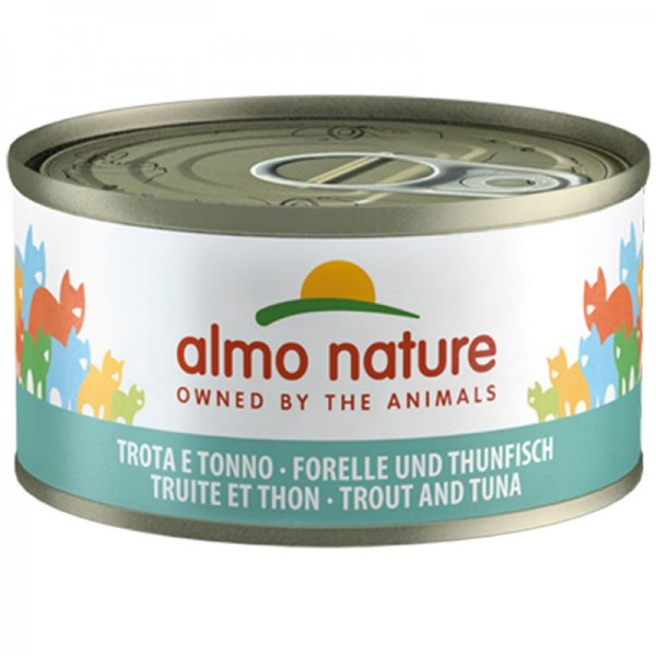 Almo Nature Cats Legend 70g Forelle&Thunfisch