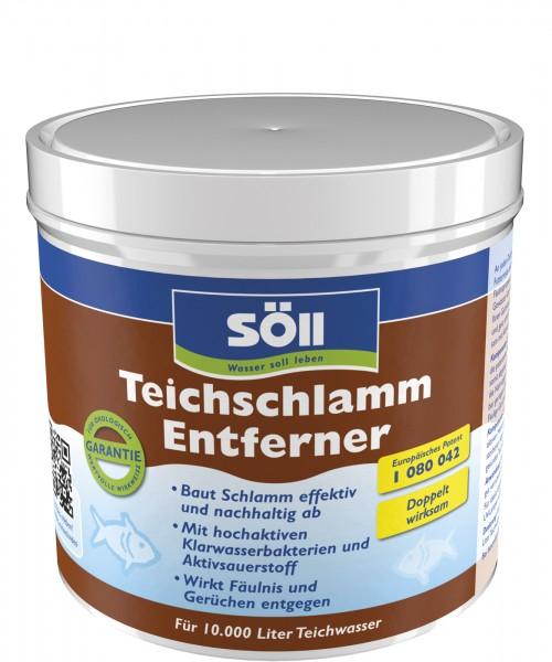 SöLL Teichschlammentferner 500g