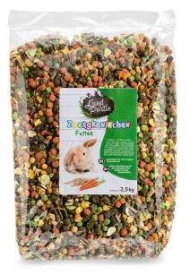 LandPartie 2,5kg Zwergkaninchen-Futter