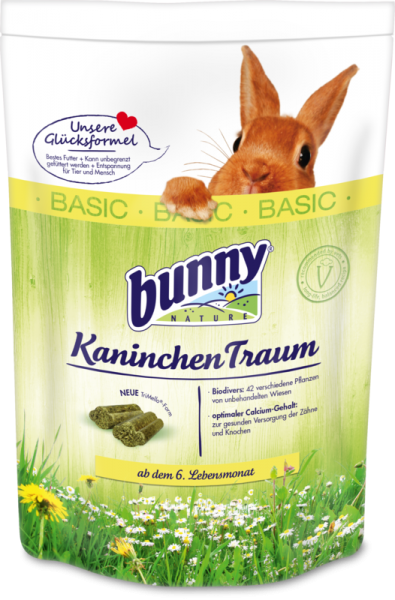 Bunny KaninchenTraum basic 1,5kg