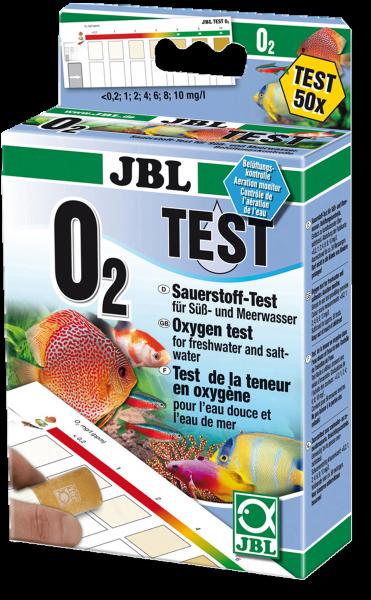 JBL Test Sauerstoff O2