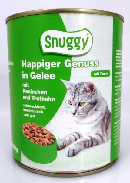 Snuggy Cat 800g Kaninchen&Truthahn