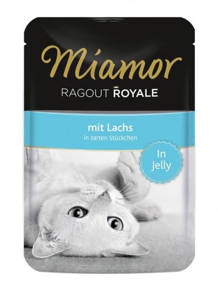 Miamor Ragout Royal 100g Lachs