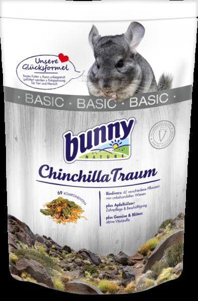 Bunny ChinchillaTraum basic 1,2kg