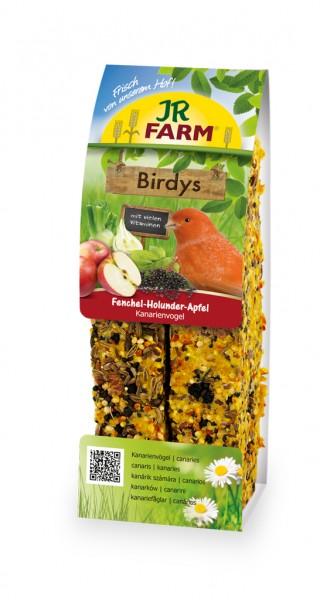 JR-Bird Fenchel Holunder 130g Kanarien