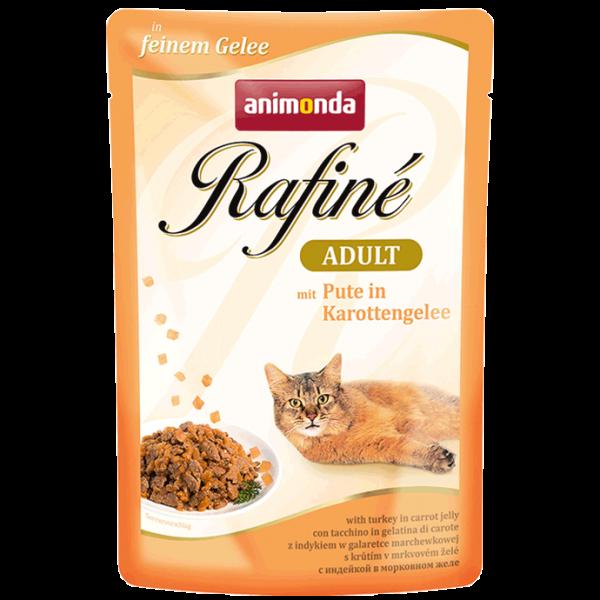 Rafiné 100g Pute&Karotte
