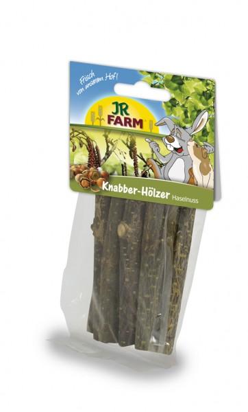 JR-Farm Knabberhölzer 40g Haselnuss