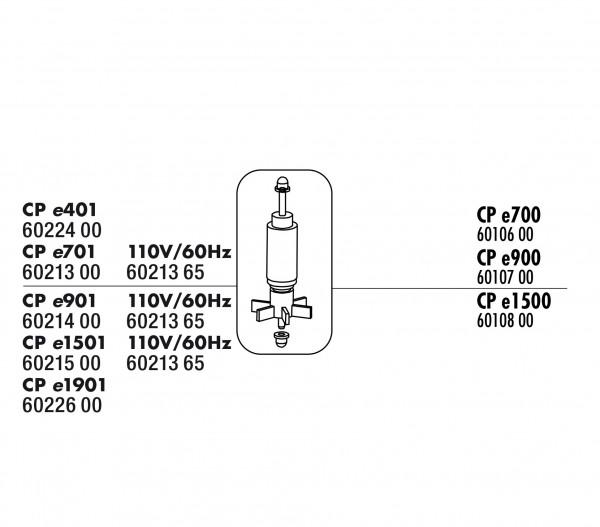 JBL CPe Rotor-Set für CPe e701