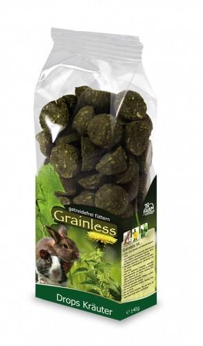 JR Farm Grainless Drops Kräuter 140g