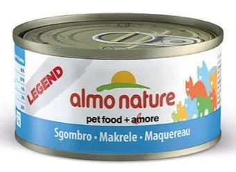Almo Nature Cats Legend 70g Makrele