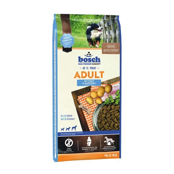 Bosch Adult 15kg Fisch& Kartoffel