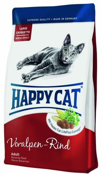 Happy Cat Supreme Adult 1,4kg Voralpen-Rind