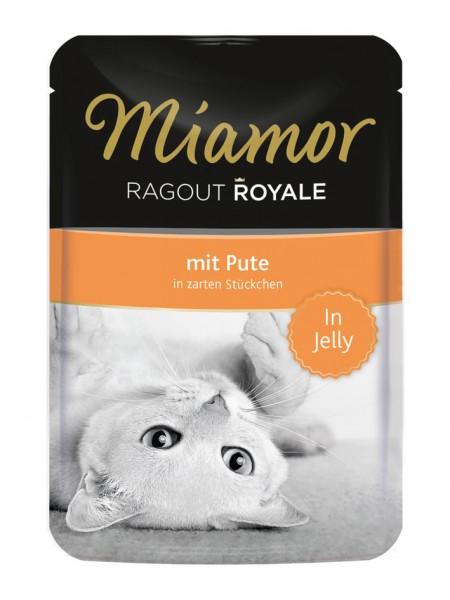 Miamor Ragout Royal 100g Pute