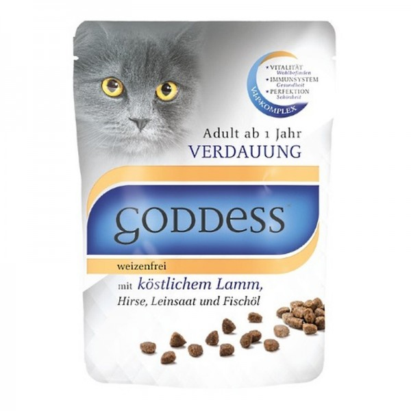 GODDESS 750g Adult Sensitive Darm Lamm