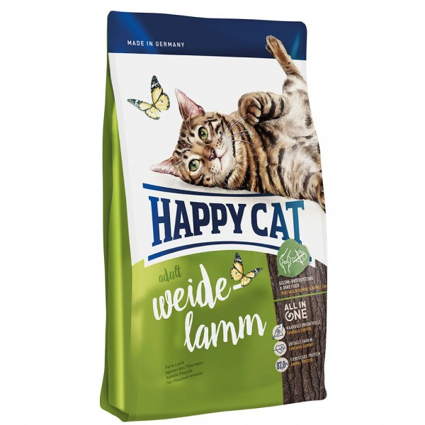 Happy Cat Supreme Adult 1,4kg Weide Lamm