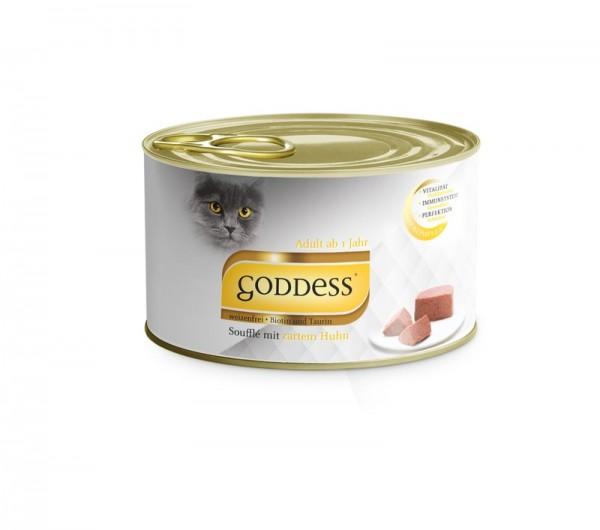 GODDESS 85g Paté mit Huhn&Ente