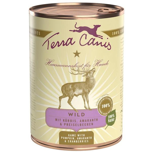 Canis Classic Wild mit Kürbis, Amaranth und Preiselbeere / 400g