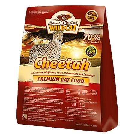 Wildcat Cheetah Wildfleisch 500g
