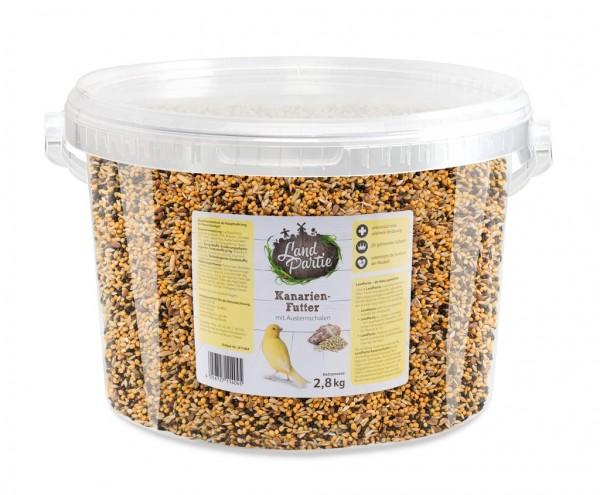 LandPartie 2,8kg Kanarienfutter