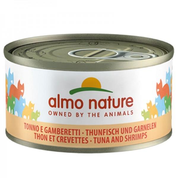 Almo Nature Cats Legend 70g Thunfisch&Garnele